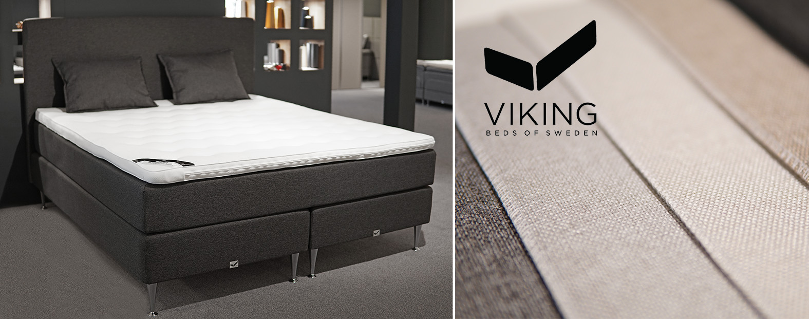 Viking Hemsön Continental Limited Edition – Zweedse Boxspring