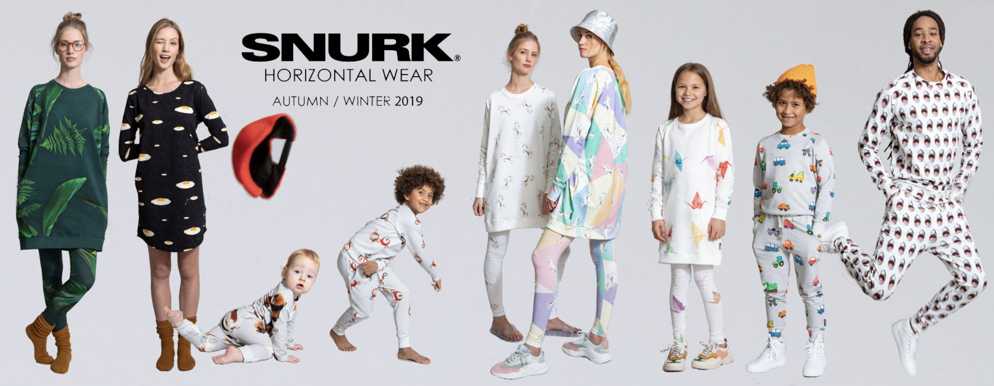 Snurk Homewear Herfst/Winter Collectie 2019