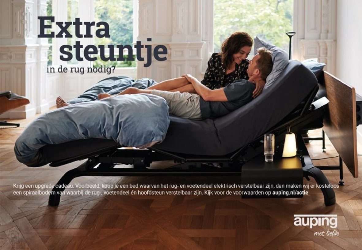 Auping Extra Steuntje